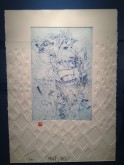 Lithographie Alexone Exposition Galerie Le Feuve 2012 Alacrité