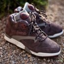 Reebok Court Victory Pump Grizzly