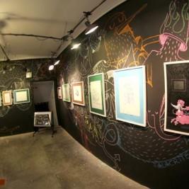 Exposition Alexone Dizac - Galerie La Grille