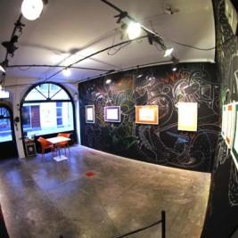 Exposition Alexone - Galerie La Grille 2013