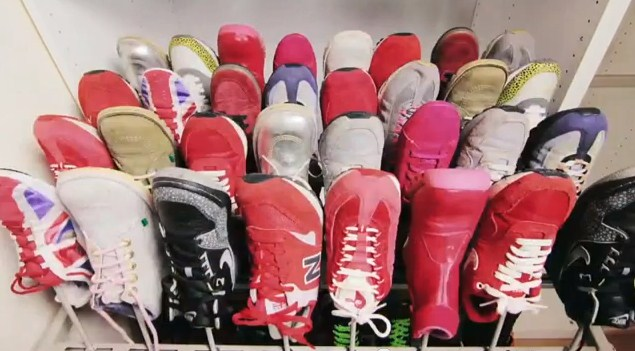 Ikea- Jess trainers make room for your life