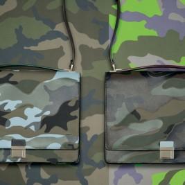 Liu Bolin X Valentino - sacs