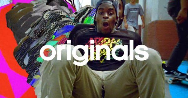 Adidas Spot Pub Unite All Originals So Me - A-Trak