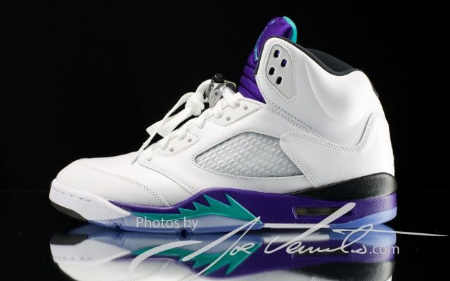 Air Jordan 5 V Grape 2013