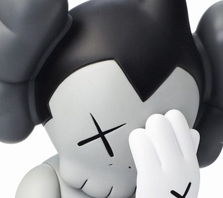 Kaws AstroBoy Grey - Original Fake 2013