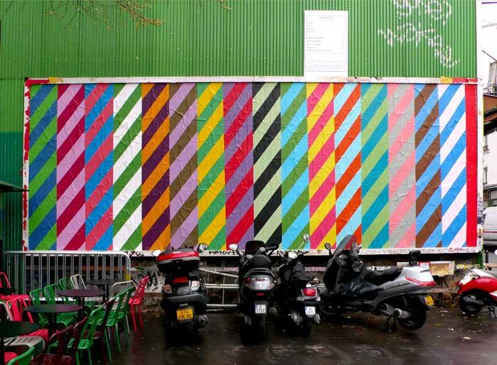 OX le mur 2008