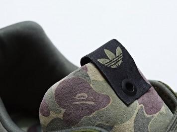 Adidas ZX5000 X Bape X Undefetead 2013