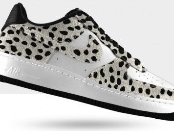 Nike Air Force 1 Low Premium ID sauvage edition Dalmatien