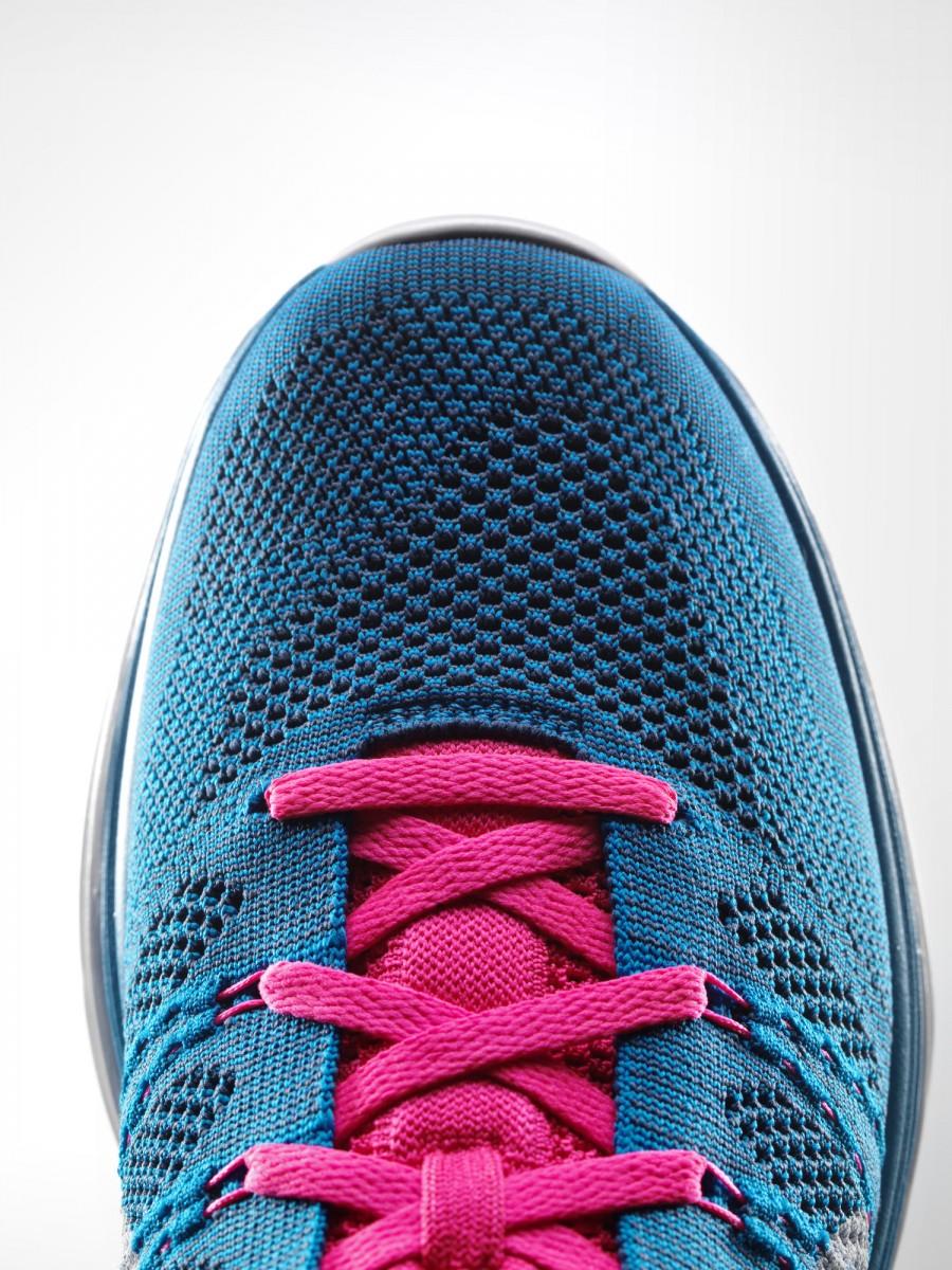 Nike Flyknit Lunar 1+ bleu
