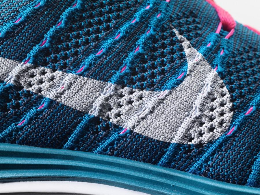 Nike Flyknit Lunar 1+ blue