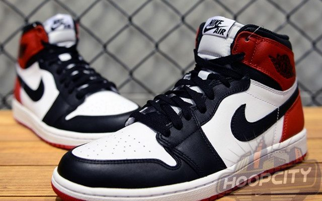 AJ1 Black Toe 2013