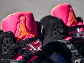 Air Jordan 5 Cirtus Pink