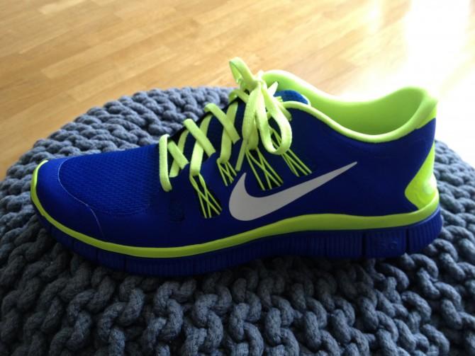 Nike Free iD 5.0