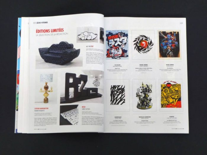 Graffiti Art Magazine numero 18