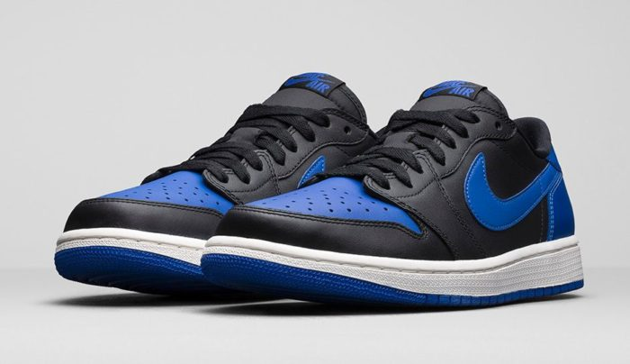 Nike Air Jordan 1 Retro Low OG Varsity Royal