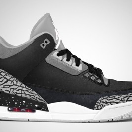 Air Jordan 3 III Fear Pack 2013