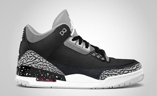 Air Jordan 3 III Fear Pack 2013