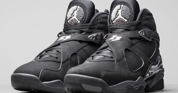 Air Jordan 8 Chrome 2015