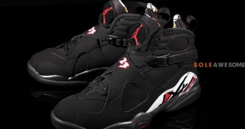 Air Jordan VIII (8) Retro 2013 Playoffs Bred (305381 061)