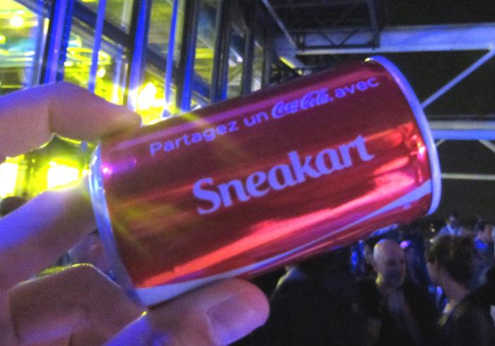 Coca-Cola personalisé
