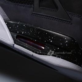 Detail Jordan 4 Fear Pack