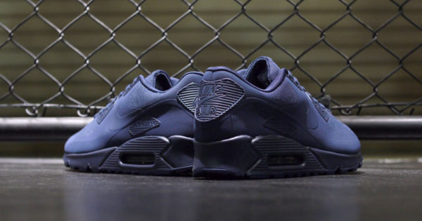 613841-440 nike air max 90 independance day usa 2013 Midnight Navy