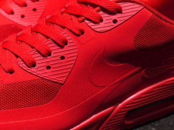 613841-660 nike air max 90 independance day usa 2013 Total red