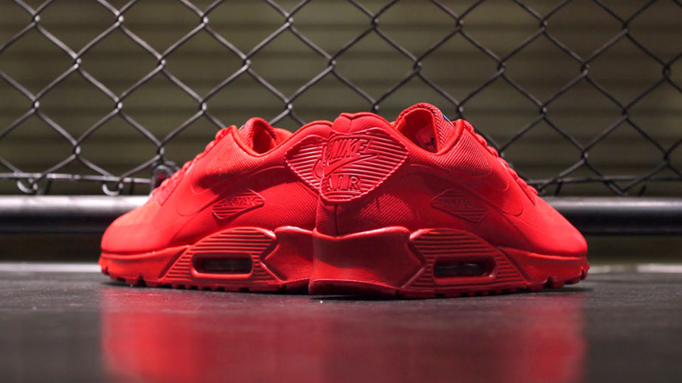 nike air max 90 independance day usa 2013 Total red