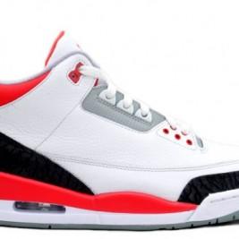 Air Jordan 3 Fire Red 2007