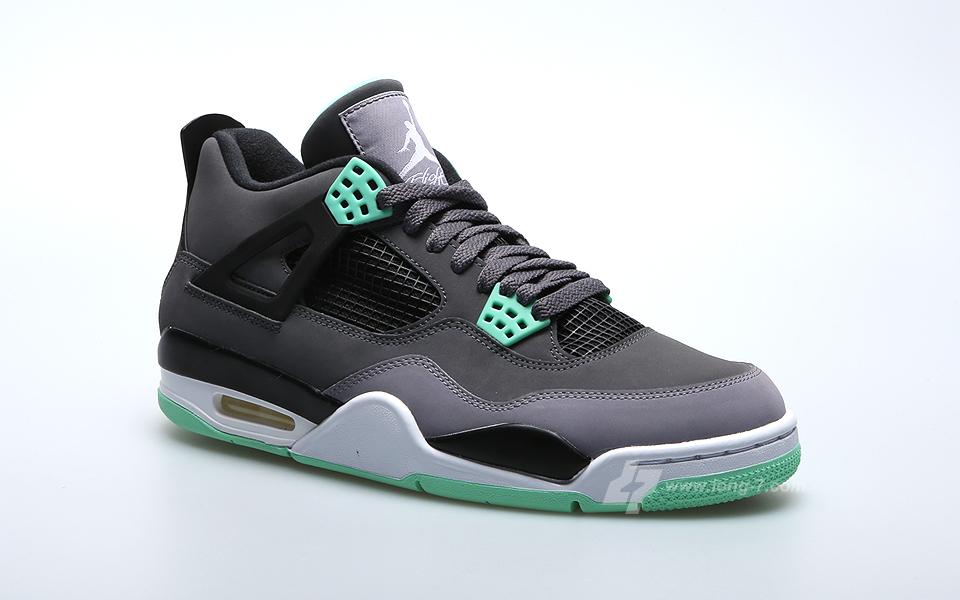 Air Jordan 4 Green Glow in the dark