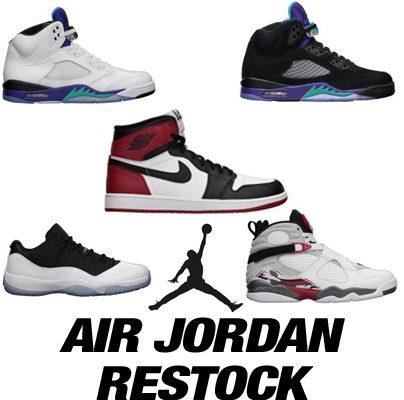 Air Jordan Restcok