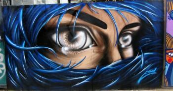 Eoin Shoreditch Street Art London