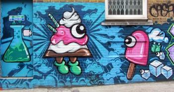 Sneak-Art Street art