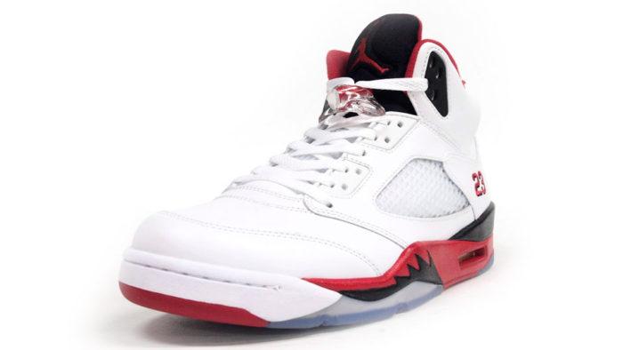 AJ5 Fire-Red