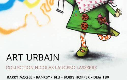 Exposition Art Urbain Nicolas Laugero Lasserre