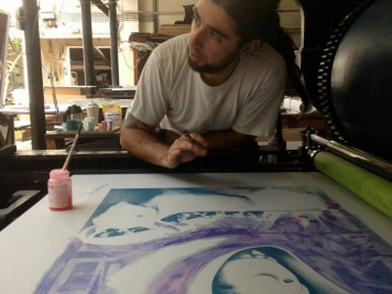 Artiste Inti - Imprimerie