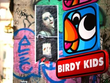 Expo Birdy Kids