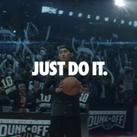 Nouvelle Publicité Nike Just Do It
