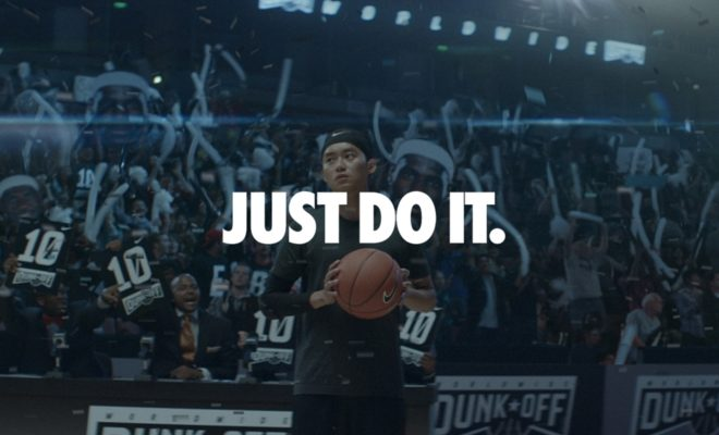 Nouvelle Publicité Nike Just Do It