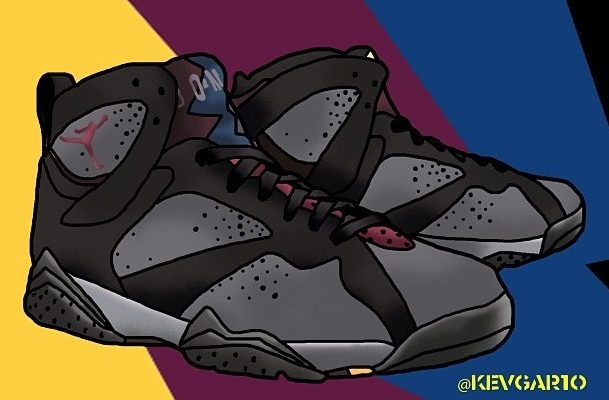 Air Jordan 7 - Kevgar10