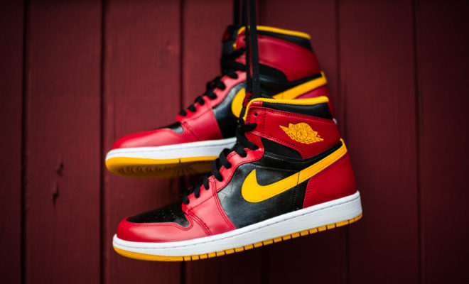 Air Jordan 1 Retro High OG Dominique Wilkins Atlanta Hawks