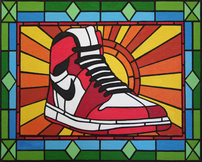 Bonifade Icon - Air Jordan 1
