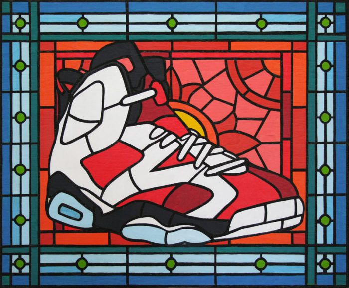 Bonifade Icon - Air Jordan 6