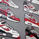 Grems - kosmopolite Festival - Sneaker Illustration