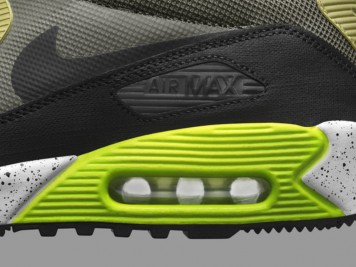Nike Air Max 90 SneakerBoot detail