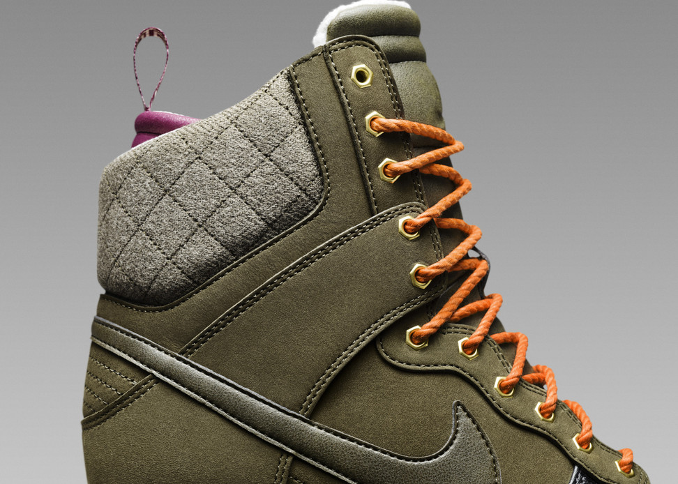 Nike Dunk Sky Hi SneakerBoot 2