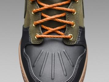Nike Dunk Sky Hi SneakerBoot detail