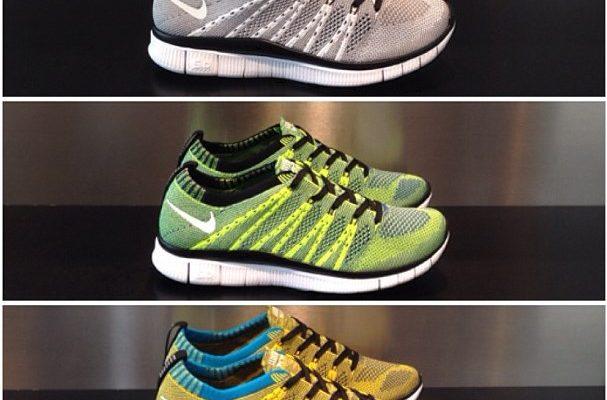 Nike Free Flyknit HTM 5.0