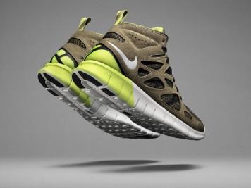 Nike Free Run+ 2 SneakerBoot