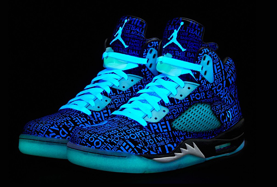 Air Jordan V Doernbecher 2013